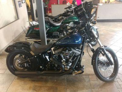 2012 Harley-Davidson Softail Blackline Cruiser Motorcycles Monroe, MI