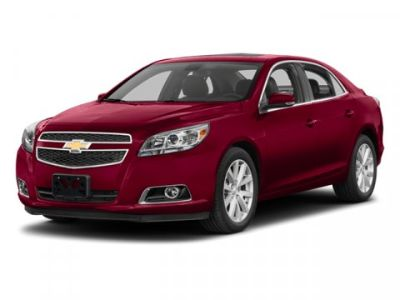2013 Chevrolet Malibu LT (Summit White)