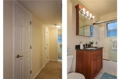 Gracious, Central Air-, 1&2 Bedrooms With Private Entry.