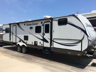 2015 Cruiser Rv Corp SHADOW CRUISER 312FBS