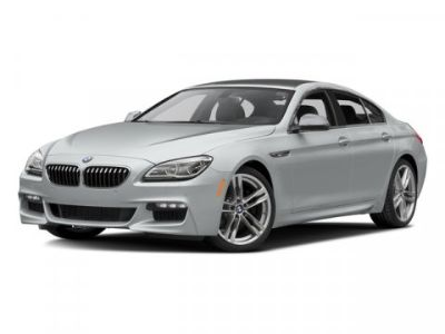 2016 BMW 6-Series 640i xDrive (Alpine White)