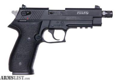 For Sale: GSG Firefly 22LR DA/SA Rimfire Pistol with Threaded Barrel