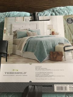 King bed quilt