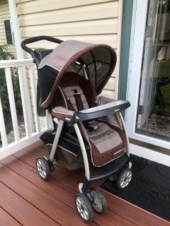 Chicco cortina magic stroller.