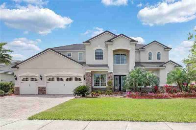 1837 Lake Roberts Landing Drive Winter Garden Five BR