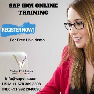 SAP IDM Online Training New York