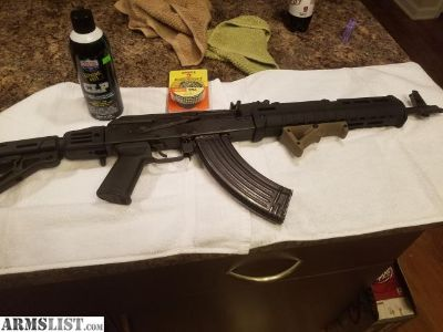 For Sale/Trade: 1975 WASR 10/63 with 2 extra sets of furniture and mags