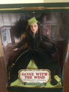 Gone with the Wind collectible doll