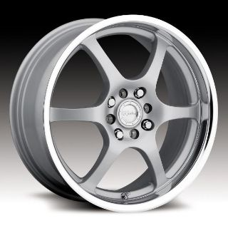 Buy 16 Inch silver Raceline 126 Wheels rims Toyota Echo MR2 Prius C Yaris 4X100 motorcycle in Burnsville, Minnesota, US, for US $399.99