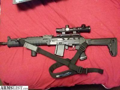 For Sale/Trade: Saiga SGL 31- 68 Russian AK