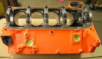 Find Chevy Z-28 302 engine block 1969 cast#3932386 fully machined I-14-8 casting date motorcycle in Spencer, Iowa, United States