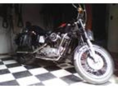 1981 Harley-Davidson XLH-SPORTSTER Classic in Philomagh, OR