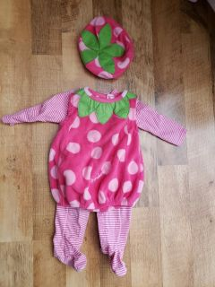Strawberry kisses 6-9 month