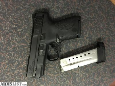 For Sale: S&W M&P Shield 9mm