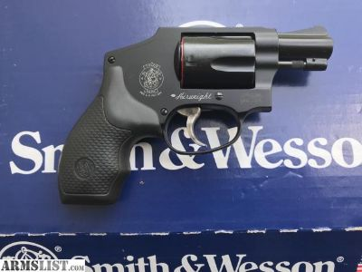 For Sale: S&W 642, 38 special
