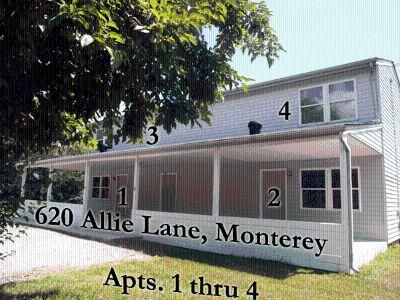 Apartment Rental - 620 Allie Ln Apt 1