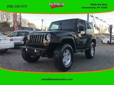 2013 Jeep Wrangler Sport with Hardtop!