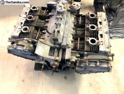1968 Porsche 911 911S engine long block Rare