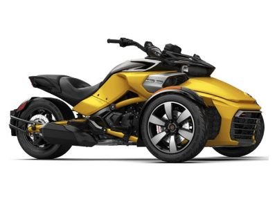 2018 Can-Am Spyder F3-S SM6 Trikes Motorcycles Bennington, VT