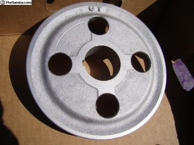 Porsche 356 Crankshaft Pulley (4 Hole)