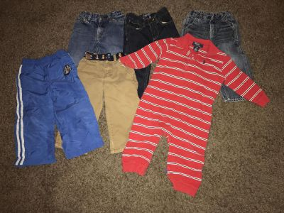 18-24m Lot (includes Polo, Gymboree, Baby Gap,Children's Place, Old Navy