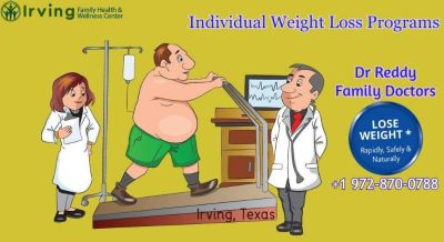 Top Weight Loss Doctor Irving TX | Dr.Reddy Family Doctors Clinic