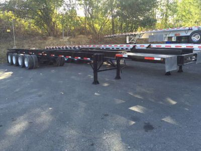 $36,000, 2010 DIONBILT 4-AXLE CHASSIS