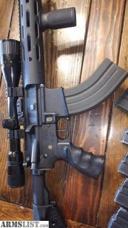 For Sale: Radical firearms 7.62x39 AR15