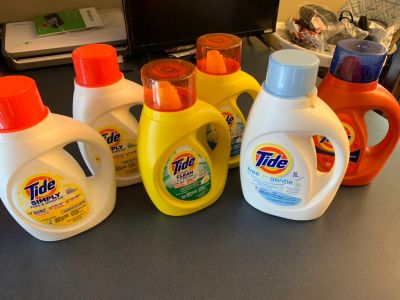 Tide liquid bundle