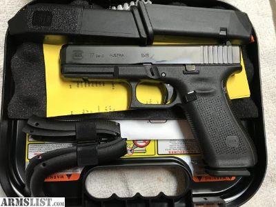 For Sale: Glock 17 Gen 5