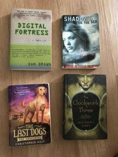 Great teen books. All total $1