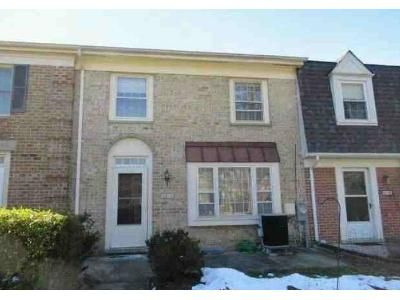 2 Bed 2 Bath Foreclosure Property in Laurel, MD 20723 - Whiskey Run