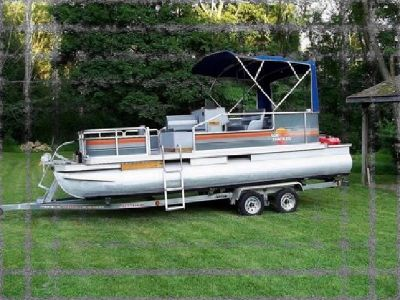 ? ? 2012 Suntracker Bass Boat ? ?
