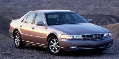 1999 Cadillac Seville STS (Polo Green)