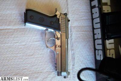 For Sale: Taurus 40 S&W