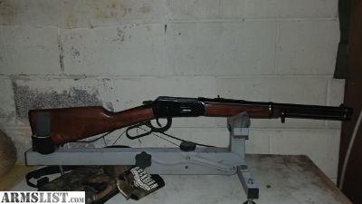 For Trade: Winchester 94ae Trapper .357mag
