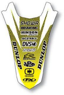 Buy FACTORY EFFEX REAR FENDER DECAL fits Suzuki RMZ 250 RMZ250 2004-06 14-32422 motorcycle in Loudon, Tennessee, US, for US $24.36