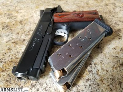 For Sale: Springfield Lightweight Champion Operator with extras