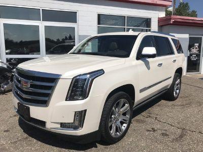 2015 Cadillac Escalade Premium (White Diamond Tricoat)