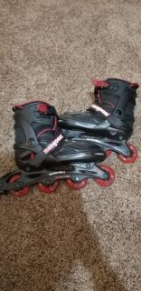 Boys youth Mongoose rollerblades