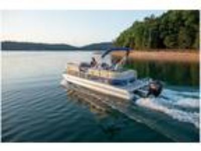2019 Sun Tracker SIG PARTY BARGE 20 w/ 90ELPT 4S CT