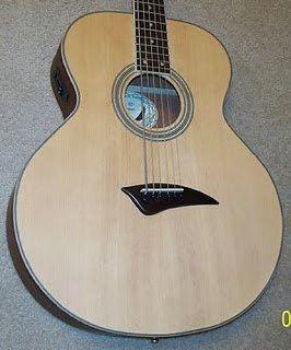 $275 OBO Dean EAB Acoustic-Electric Jumbo Baritone Guitar