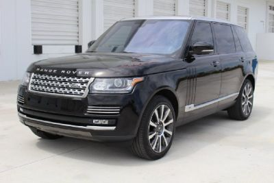 2014 RANGE ROVER AUTOBIOGRAPHY LWB CLEAN TITLE CARFAX WE FINANCE EVERYONE!