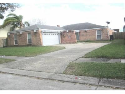 3 Bed 2 Bath Foreclosure Property in New Orleans, LA 70127 - Chevy Chase Dr