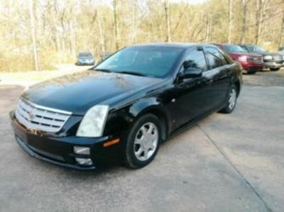 2007 Cadillac STS V6 (Black)