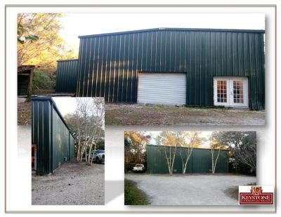 Inlet Square Drive Warehouse-3,125 SF-For Lease-Murrells Inlet, SC