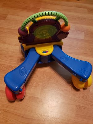 Fisher Price Go Baby Go Stride To Ride Walker