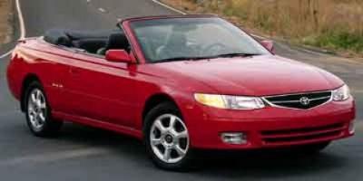 2001 Toyota Camry Solara SE V6 ()