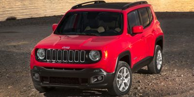 2015 Jeep Renegade FWD Latitude (Black)
