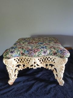 Victorian Large Foot Stool